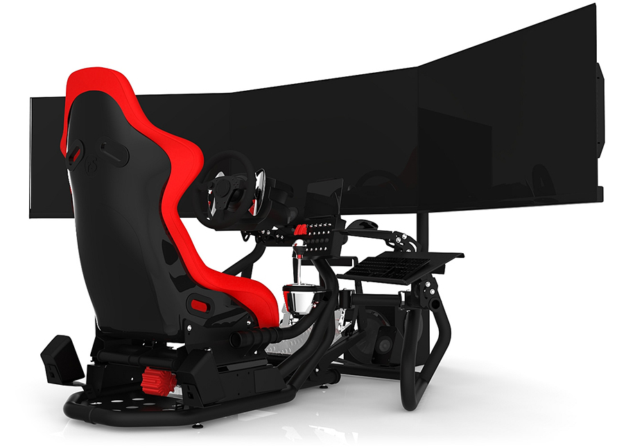 F1 Formula 1 Car Simulators Radical Simulation